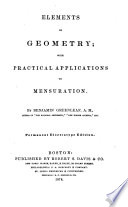 Elements of Geometry Book
