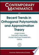 Recent Trends In Orthogonal Polynomials And Approximation Theory