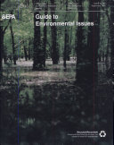 Pdf Guide to Environmental Issues, 1995 Telecharger