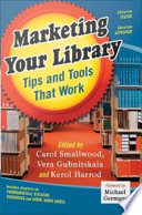 Marketing Your Library Book