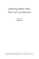 Enhancing Human Traits Book PDF