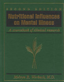 Nutritional Influences on Mental Illness Book