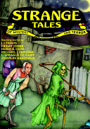Strange Tales  9  Pulp Magazine Edition