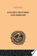 Eastern Proverbs and Emblems