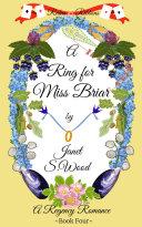 A Ring for Miss Briar: A Regency Romance [Pdf/ePub] eBook