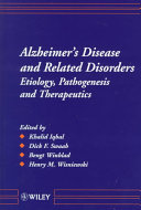 Alzheimer S Disease And Related Disorders Book PDF
