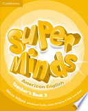 Super Minds American English Level 5 Teacher's Book  , Volume 5