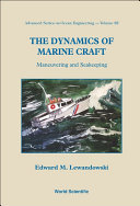 The Dynamics of Marine Craft