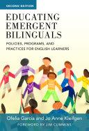 Pdf Educating Emergent Bilinguals Telecharger