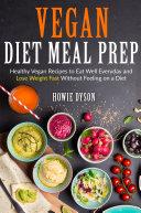 Vegan Diet Meal Prep