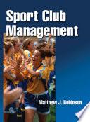 Sport Club Management