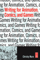 Writing for Animation  Comics   Games