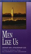 Men Like Us Book