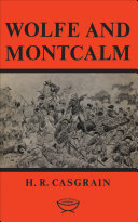 Wolfe and Montcalm Book