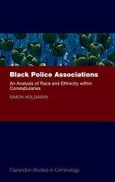 Black Police Associations Book PDF