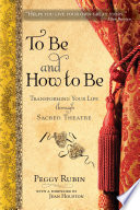 To Be and How to Be