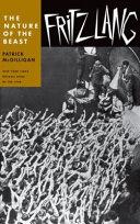 Fritz Lang Book