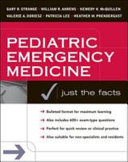 Pediatric Emergency Medicine  Just the Facts