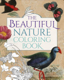 The Beautiful Nature Coloring Book Book PDF