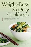 Weight Loss Surgery Cookbook Book