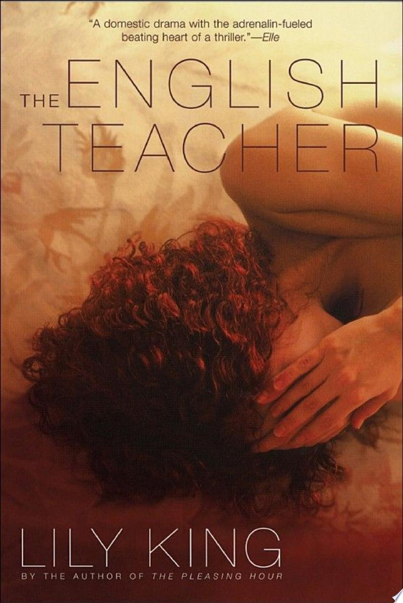 The English Teacher banner backdrop