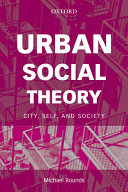 Cover of Urban Social Theory