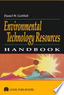 Environmental Technology Resources Handbook