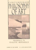 Contemporary Philosophy of Art