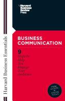Business Communication Pdf/ePub eBook