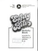 Safety Belt Activity Book