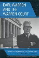 Earl Warren and the Warren Court