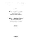 Magia, alchimia, scienza dal '400 al '700