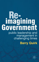 Re imagining Government