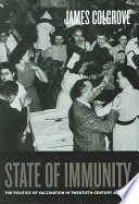 State of Immunity Book