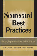 Scorecard Best Practices