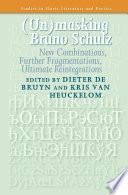 Un Masking Bruno Schulz