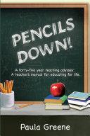 Pencils Down! Pdf/ePub eBook