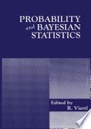 Probability and Bayesian Statistics