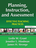 Planning  Instruction  and Assessment