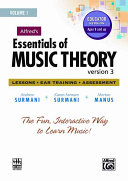 Essentials of Music Theory Software
