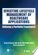 Effective Lifecycle Management of Healthcare Applications Book
