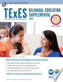 """""""TExES Bilingual Education Supplemental (164) Book + Online"""" by Luis A. Rosado"""
