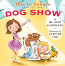 How to Behave at a Dog Show