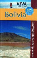 V VA Travel Guides Bolivia