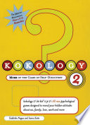 """Kokology 2: More of the Game of Self-Discovery"" by Tadahiko Nagao, Isamu Saito"
