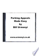 Parking Tickets Made Easy Book PDF