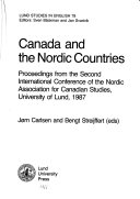 Canada and the Nordic Countries