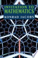 Invitation to Mathematics
