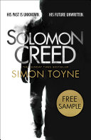 Solomon Creed (free sampler)