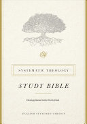 ESV Systematic Theology Study Bible Book
